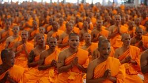 moines boudistes
